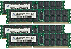 96GB DDR3 PC3L-10600R ECC Reg Server Memory RAM HP ProLiant DL360p G8 12x8GB