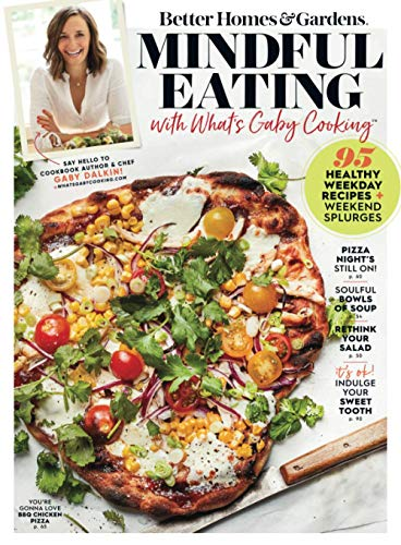 Better Homes & Gardens Mindful Eating with What's Gaby Cooking