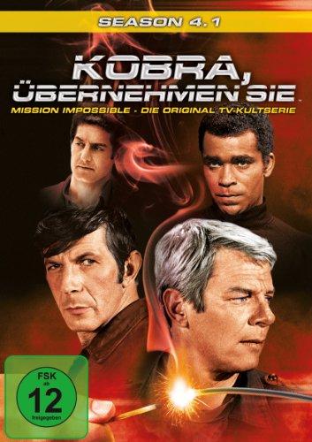 Kobra, übernehmen Sie - Season 4.1 [3 DVDs]