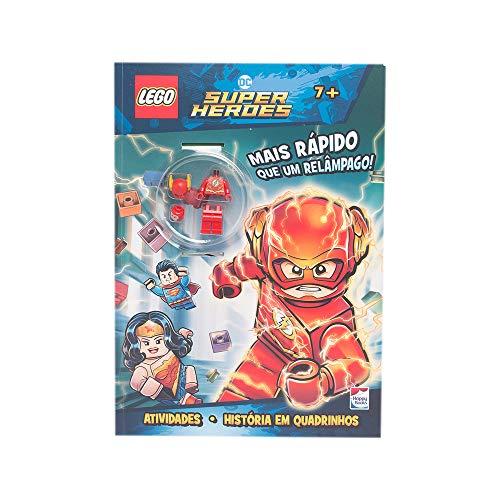 Lego® DC Super Heroes: Mais rápido que um relâmpago!