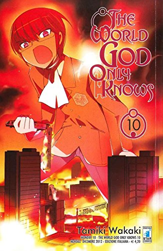 The world god only knows (Vol. 10)