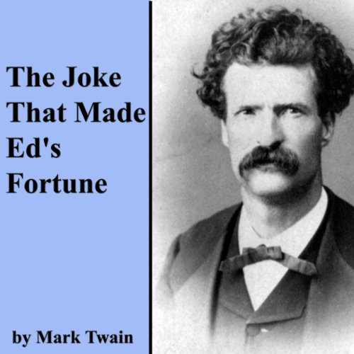 The Joke That Made Ed's Fortune audiobook cover art