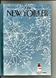The New Yorker Magazine (December 22, 2014) Holiday Issue