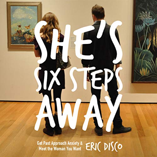 She's Six Steps Away audiobook cover art