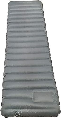 LBWNB Coussin de Couchage Gonflable-Tapis de Camping pour Le Sommeil Ultralumière & Compact Pad Tapis de Camping Roll pour l'extérieur randonnée sac à dosing Alpinisme Pique-niquer et à l'intérieur