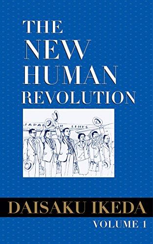 New Human Revolution, vol. 1 (The New Human Revolution)