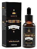 Beard Care Oil Leave-in Conditioner & Softener for Mustache Beard Grooming Moisturizing 30ml,1 fl oz