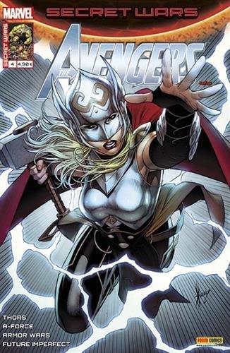 Secret Wars : Avengers 4