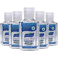 5-Pack Eco Finest Hand Sanitizer Gel, 2 oz