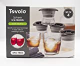 Tovolo Sphere Ice Molds - Set of 4