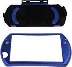 FITYLE Protective Aluminum Carry Hard Case Cover For Sony PSP GO Console Blue