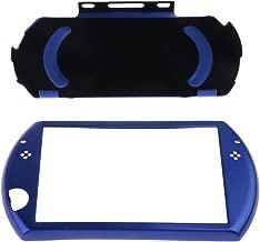 Baoblaze Aluminum Metal Hard Case Cover Shell Guard Protect for Sony PSP GO Slim Console Blue