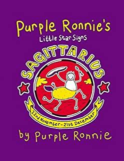 Purple Ronnie's Star Signs: Sagittarius