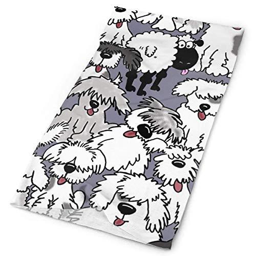 Zome Lag halsdoek / halsdoek / halsdoek / halsdoek / bivakmuts / windscherm voor honden uit Engels antiek / herder / sport hoofddeksel / stofbescherming