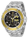 Invicta DC Comics Batman, correa de reloj de buceo de cuarzo suizo de...