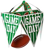 Beistle 50127 Game Day Pennant Chandelier, 11 X 1/42-Inch X 17 X 1/42-Inch