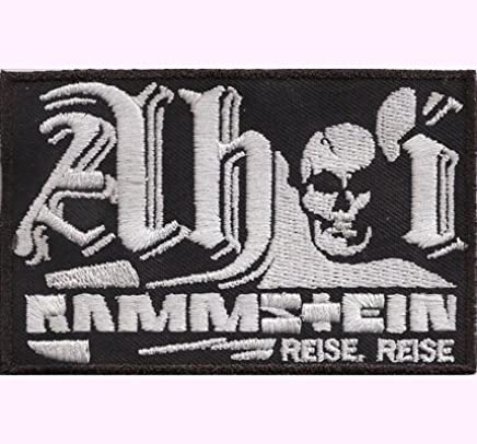 ecusson rammstein patch rammstein ecusson thermocollant ecusson ecusson brod/é