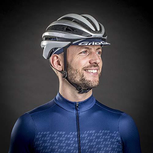 GripGrab Radsport Classic Cycling Radmütze Headwear, Navy Blau, OneSize - 4