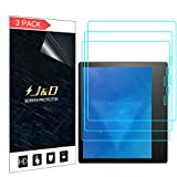 [3-Pack] All-New Kindle Oasis 2017 Screen Protector, J&D Premium HD Clear Film Shield Screen Protector for All-New Kindle Oasis E-reader (9th Generation, 2017 Release)