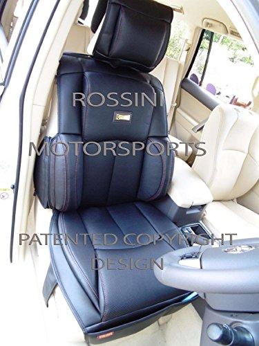 Nero ys01 Recaro Sport Coprisedili Auto I-adatto per KIA SORENTO