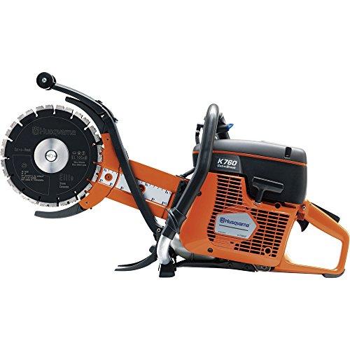 Husqvarna Gas Cut-n-Break Power Cutter - 5 HP, 73cc, Model Number K760 Cut-n-Break