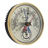 Max Min Thermometer and Hygrometer - Ideal Greenhouse Thermometer and Humidity Meter To Monitor Maximum and Minimum...