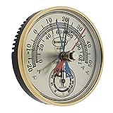 Brannan 12/413-Zifferblatt mit Max-Min-Thermometer, Hygrometer