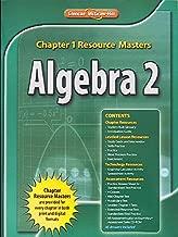 Glencoe Algebra 2, Chapter 1 Resource Masters, 9780078905261, 0078905265, 2010 Copyright