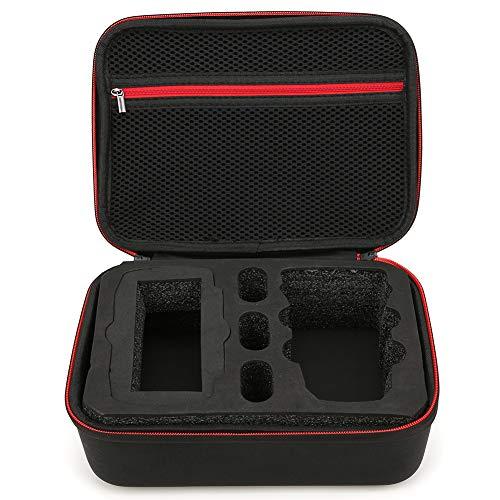 Custodia per il trasporto del drone, comoda scatola di immagazzinaggio del drone con tracolla, durevole 1 PCS per Mini Drone Drone Escursionismo all'aperto(Nero)