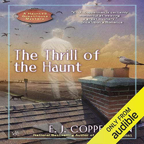 Couverture de The Thrill of the Haunt