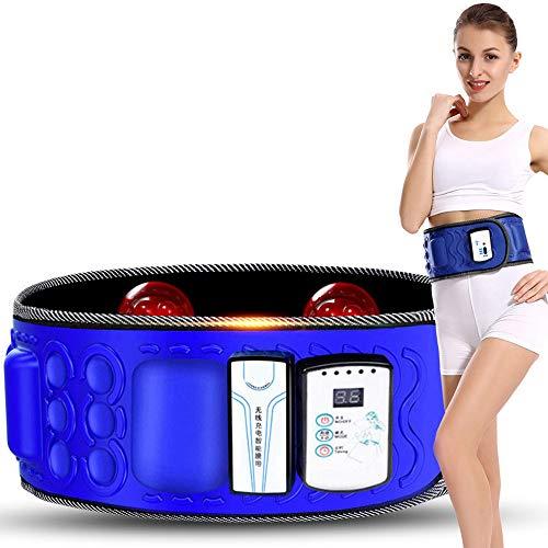 RANJ Schlankheitsmaschine, Übung, dünne Taille, Schüttelmaschine, Gewichtsverlust, Schlankheitsmaschine, Herdrohr, Magen, Gewichtsverlust, Artefakt Fettverbrennung, stilvoll und langlebig - blau