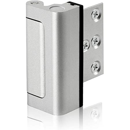 Home Security Door Reinforcement Lock Childproof Door Lock Defender New