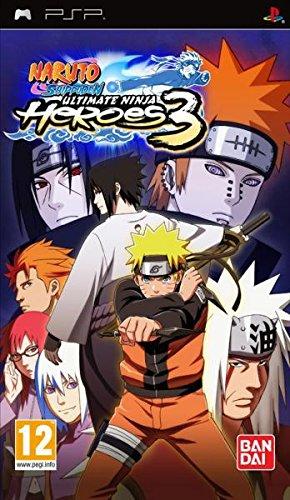 Naruto Shippuden : ultimate Ninja heroes 3