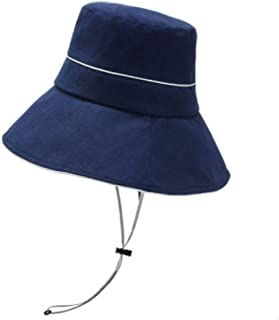 Foldable Elegant Women's Bucket Hats Oversized Sun Visors Beach Hat for Women Women Summer Cap