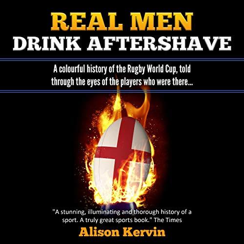 Real Men Drink Aftershave cover art