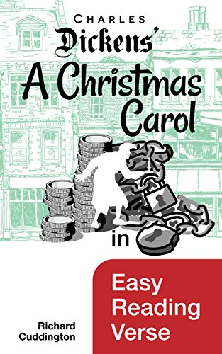 A Christmas Carol In Easy Reading Verse Kindle Edition By Cuddington Richard Literature Fiction Kindle Ebooks Amazon Com