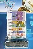 TikTakToo SPIELGELD Euro Münzen und Scheine 51 Teile Euroscheine Rechengeld Kaufladen