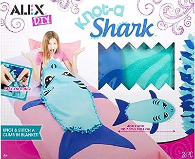 ALEX DIY Knot-A Shark Kit Playset