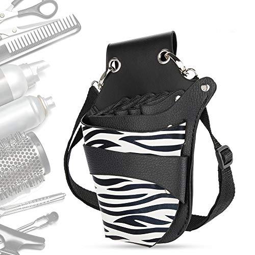 Bolsa de herramientas de peluquería, tijeras, maletas para peluqueros, herramientas de peluquería, porta contenedores, peluquería(2)