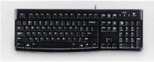 Logitech K120 USB Wired Standard Keyboard