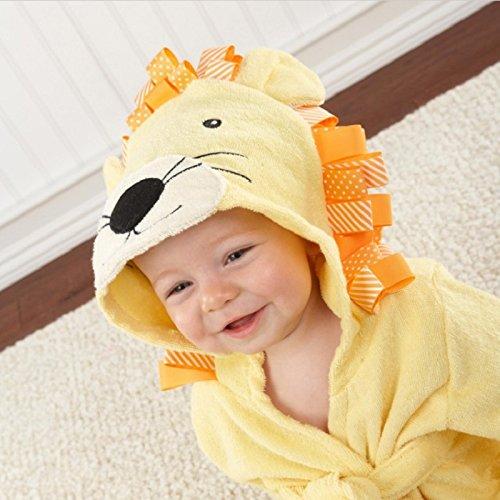 hetang Toalla de baño para niños, toalla de baño para recién nacido, manta de bebé y niña, con capucha (color: 7)