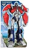 Transformers Prime Optimus Prime Stand Up Mover: Stand-up Mover by Hasbro Transformers (2012-02-21)