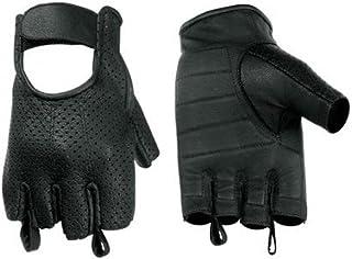 Hugger Affordable Men's Weatherlite Fingerless Motorcycle Glove