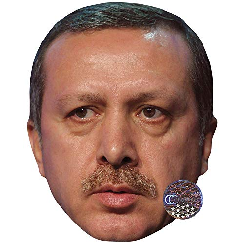 Celebrity Cutouts Recep Tayyip Erdogan Big Head.