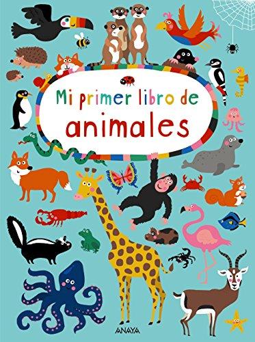 Mi primer libro de animales (PRIMEROS LECTORES (1-5 años