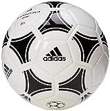 adidas Tango Glider Balón de entrenamiento de fútbol balón, White/Black, 5
