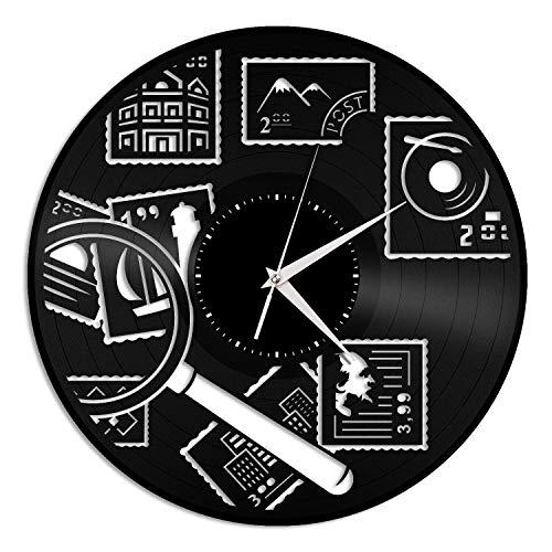 relojes con discos de vinilo fabricante