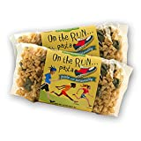Pastabilities On the Run Pasta, Fun Shaped Runners & Shoes Noodles for Kids and Gifts, Non-GMO Natural Wheat Pasta 14 oz (2 Pack)
