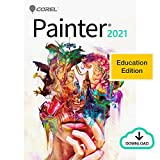 Corel Painter 2021 Education Edition | Digital Painting Software | Illustration, Concept, Photo, and Fine Art [PC Download]