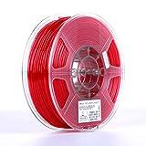 eSUN 3D 1.75mm PETG Magenta Filament 1kg (2.2lb), PETG 3D Printer Filament, Semi-Transparent 1.75mm Magenta